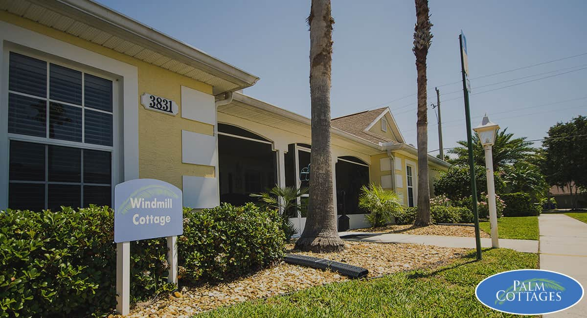 Palm Cottages - Assisted Living Cottage